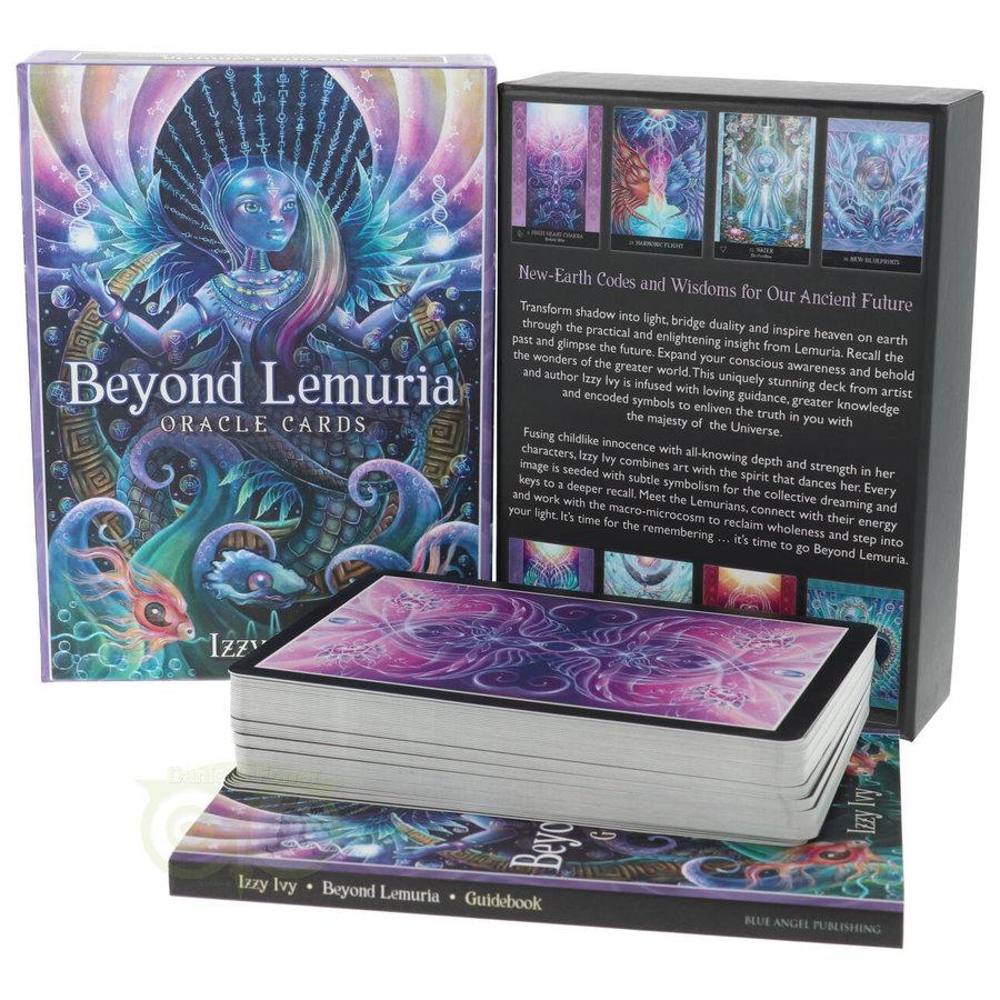 Beyond Lemuria oracle cards - Izzy Ivy-1