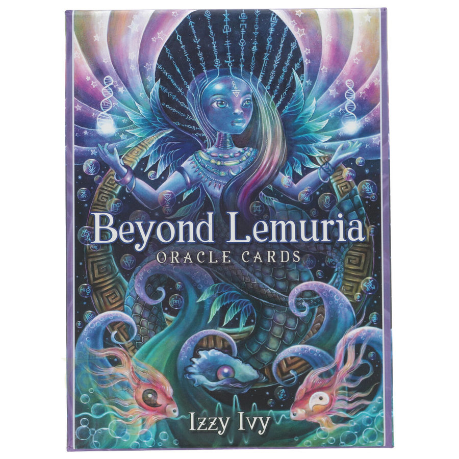 Beyond Lemuria oracle cards - Izzy Ivy-2