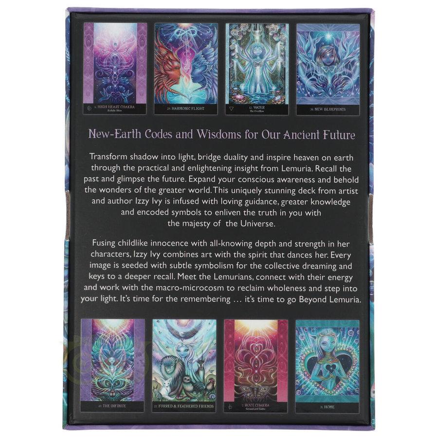 Beyond Lemuria oracle cards - Izzy Ivy-10
