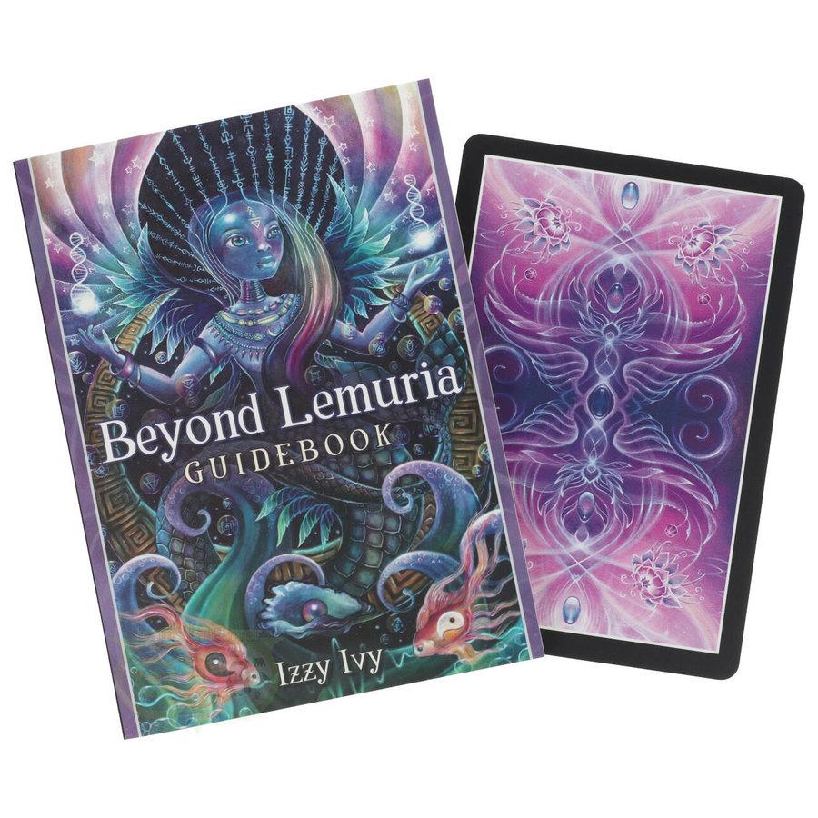Beyond Lemuria oracle cards - Izzy Ivy-3