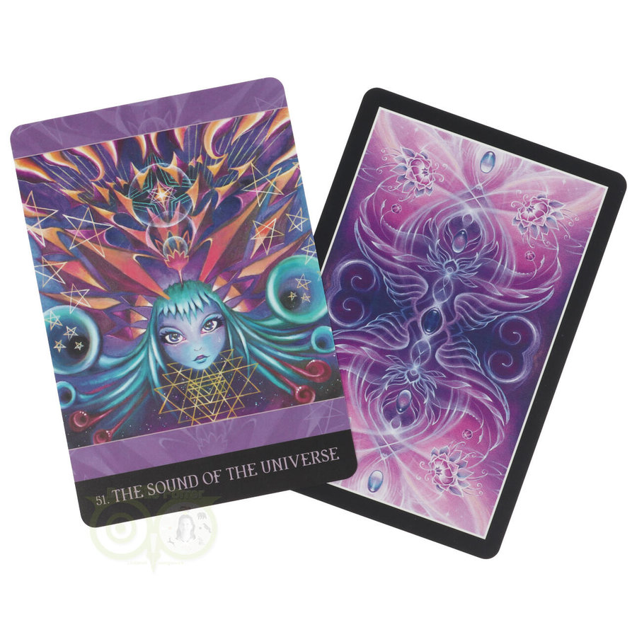 Beyond Lemuria oracle cards - Izzy Ivy-6