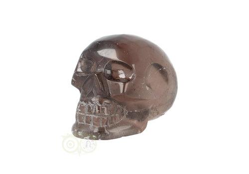 Rookkwarts schedel - Brazilië - 243 gram