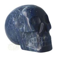thumb-Blauwe kwarts kristallen schedel 854 gram-10