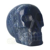thumb-Blauwe kwarts kristallen schedel 854 gram-9