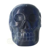 thumb-Blauwe kwarts kristallen schedel 854 gram-7