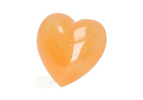 Oranje Calciet hart Nr 17