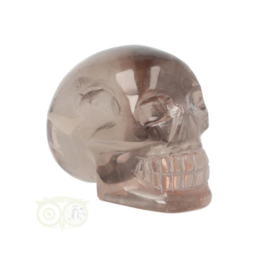 Rookkwarts schedel  - Nr  507 - 432 gram-1