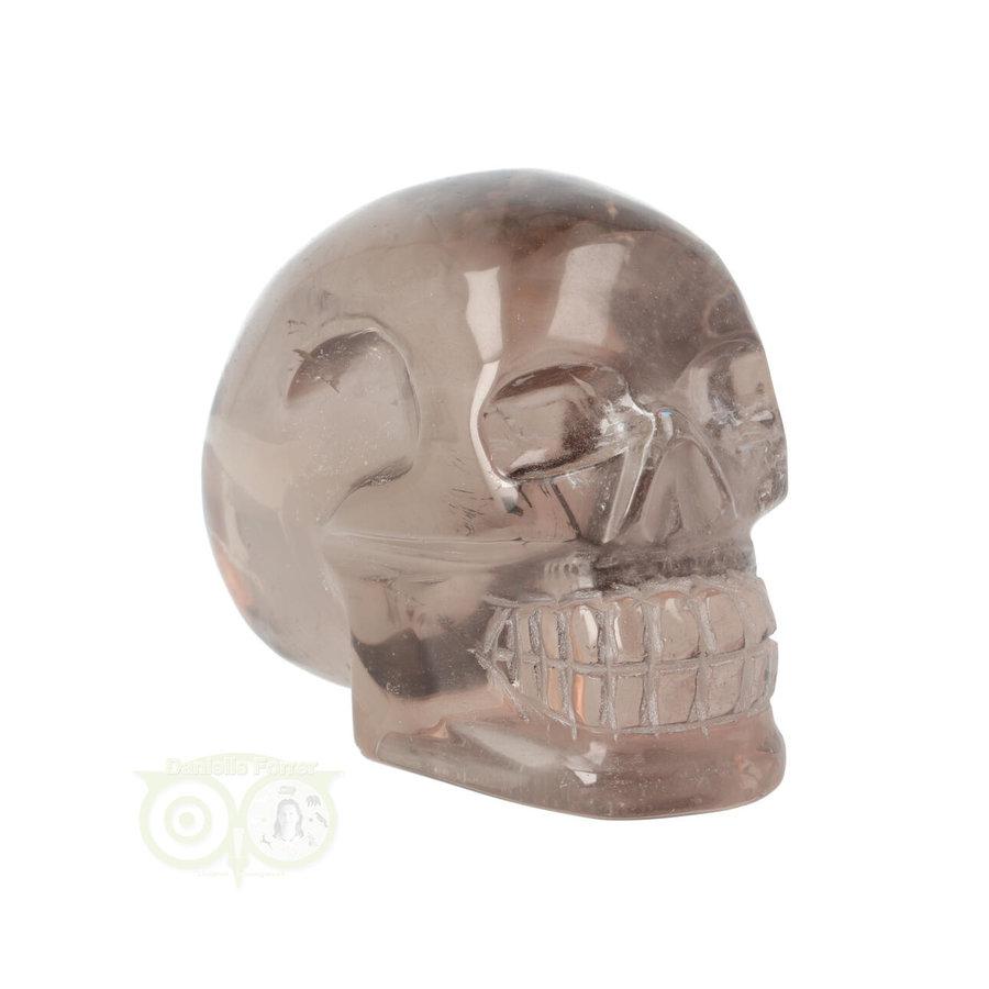 Rookkwarts schedel  - Nr  507 - 432 gram-2