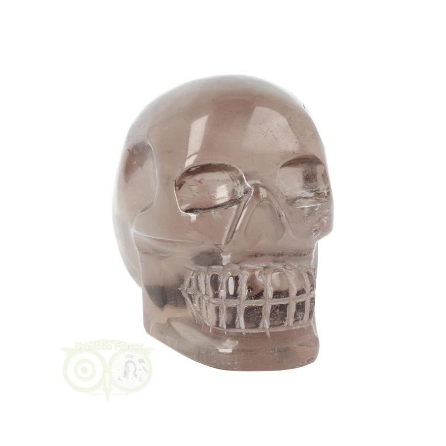 Rookkwarts schedel  - Nr  507 - 432 gram-3