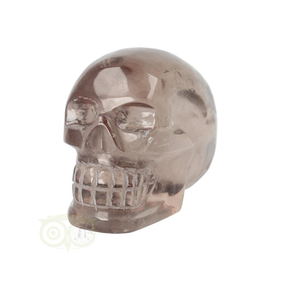 Rookkwarts schedel  - Nr  507 - 432 gram-4