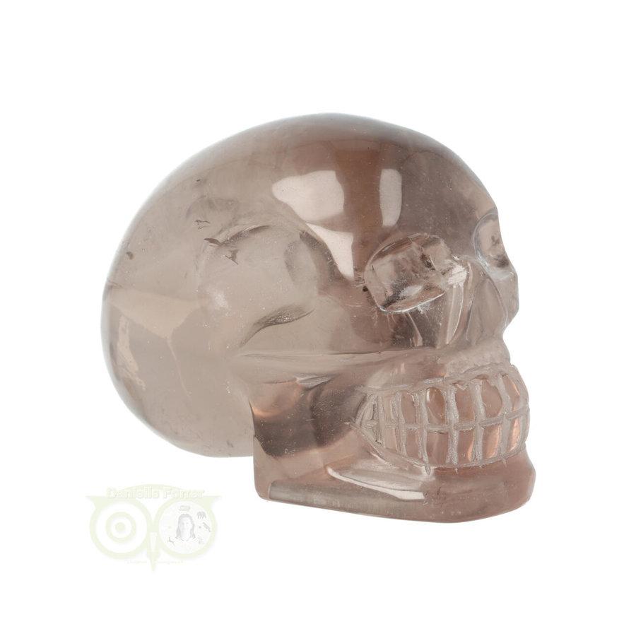 Rookkwarts schedel  - Nr  507 - 432 gram-10
