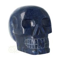 thumb-Blauwe kwarts kristallen schedel 1499 gram-3