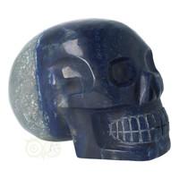 thumb-Blauwe kwarts kristallen schedel 1499 gram-10