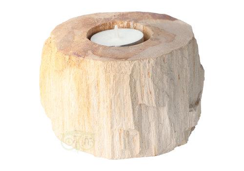 Versteend houten Waxinelicht Nr 16
