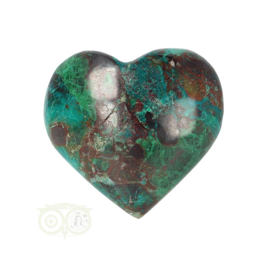 Chrysocolla Hart Nr 25 - 58 gram - Peru-3