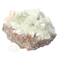 thumb-Apofyliet met scolesiet cluster Nr 22 - 472 gram-10