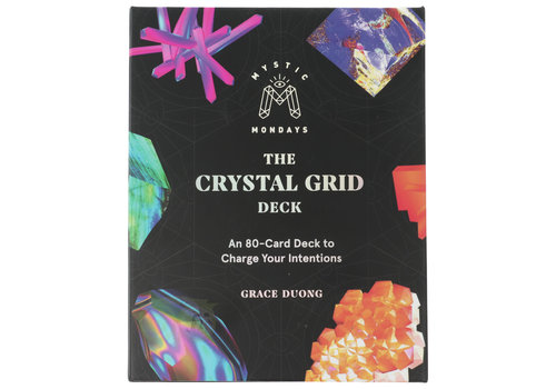 The Crystal Grid Deck - Mystic Mondays - Grace Duong