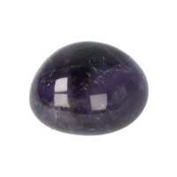 thumb-Amethist geronde handsteen Nr 23 - 41 gram-4