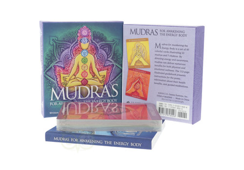 MUDRAS -For Awakening The Energy Body - Alison DeNicola