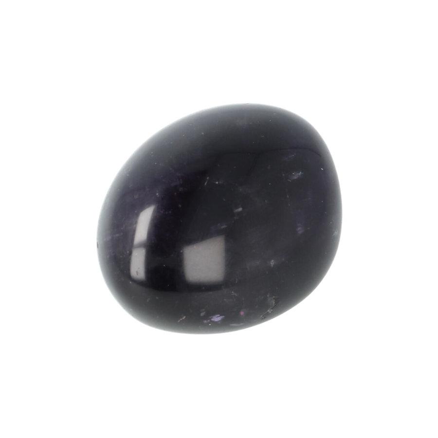 Amethist geronde handsteen Nr 29 - 40 gram-5