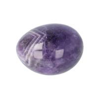 thumb-Amethist geronde handsteen Nr 30 - 40 gram-1