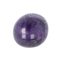 thumb-Amethist geronde handsteen Nr 30 - 40 gram-3