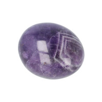thumb-Amethist geronde handsteen Nr 30 - 40 gram-4
