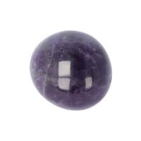 thumb-Amethist geronde handsteen Nr 30 - 40 gram-9