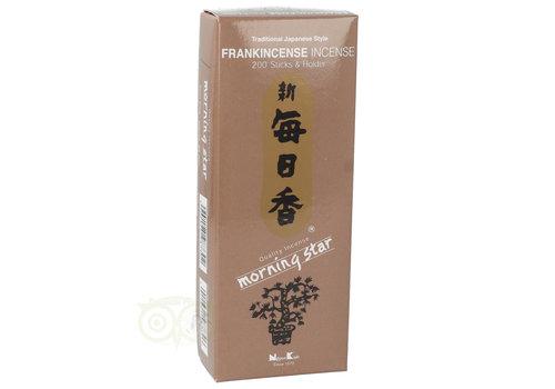 Wierook Morning Star Frankincense 70 gram