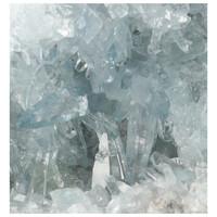 thumb-Celestien Cluster Nr 50 - 952 gram - Madagaskar-2