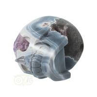 thumb-Agaat Amethist kristallen schedel 877 gram-9