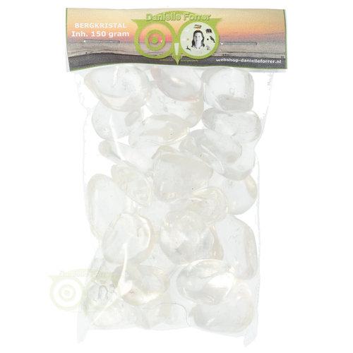 Bergkristal  150 gram - edelstenen voordeel
