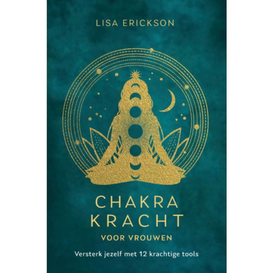 Chakrakracht voor vrouwen - Lisa Erickson-1