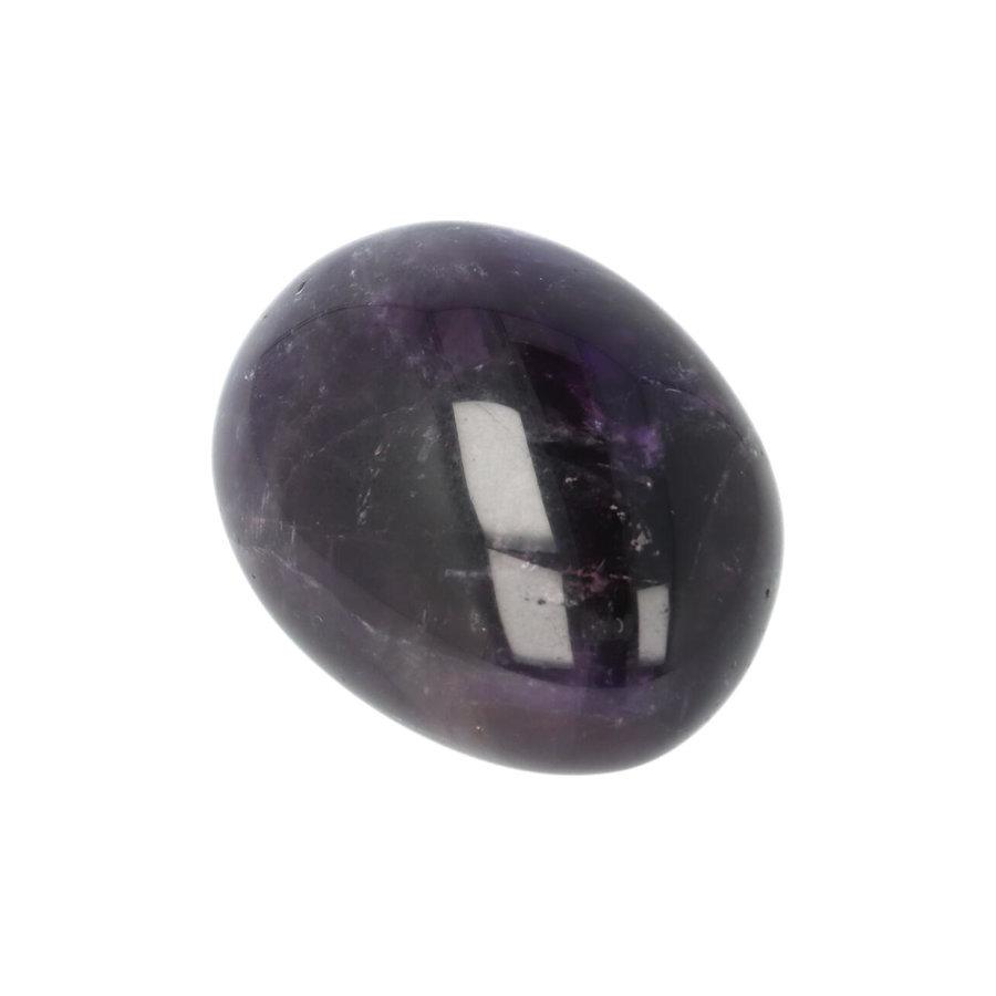 Amethist geronde handsteen Nr 32 - 52 gram-2