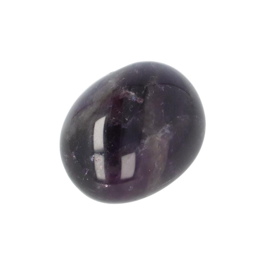 Amethist geronde handsteen Nr 32 - 52 gram-10