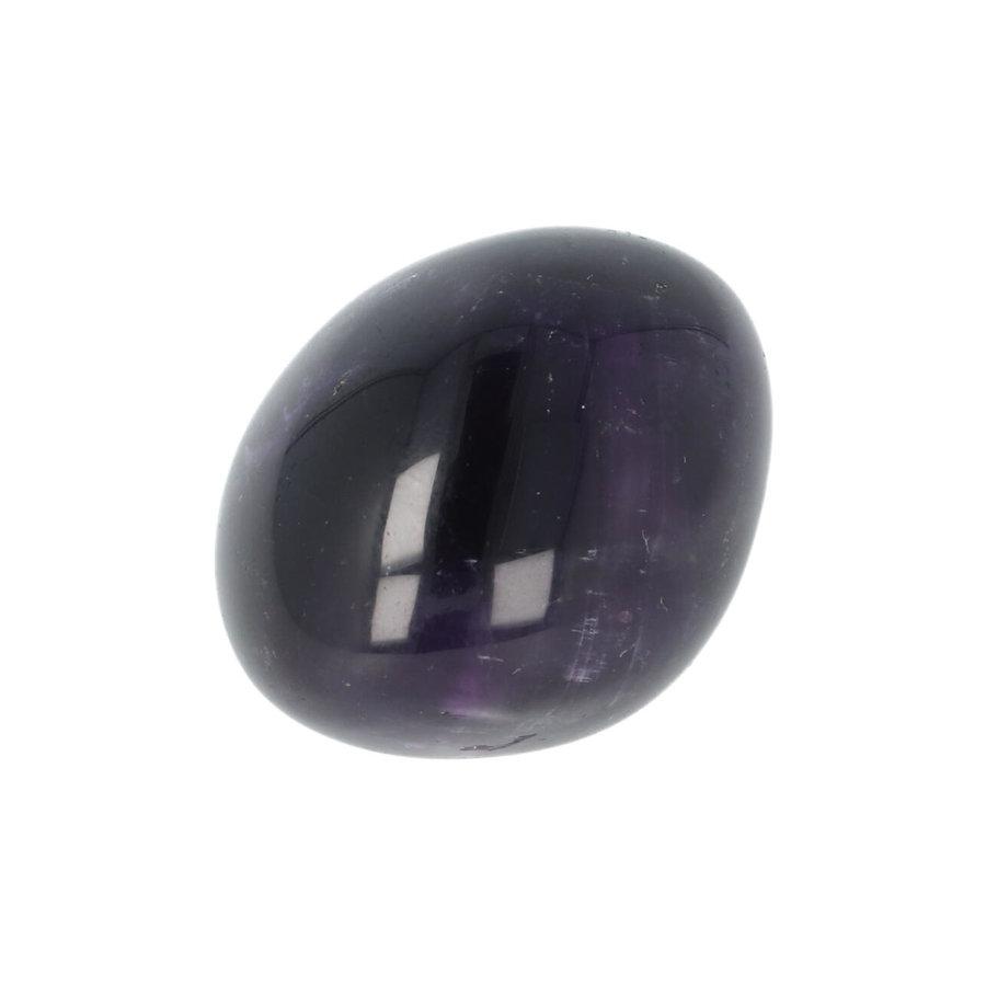 Amethist geronde handsteen Nr 36 - 33 gram-3