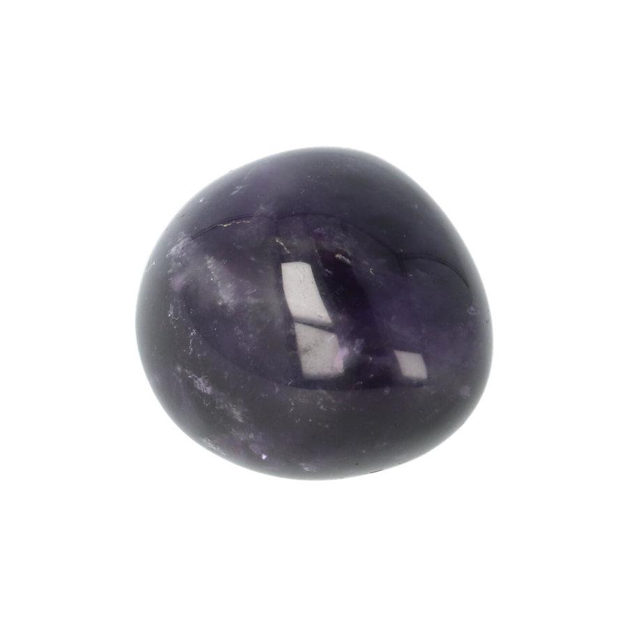 Amethist geronde handsteen Nr 36 - 33 gram-7