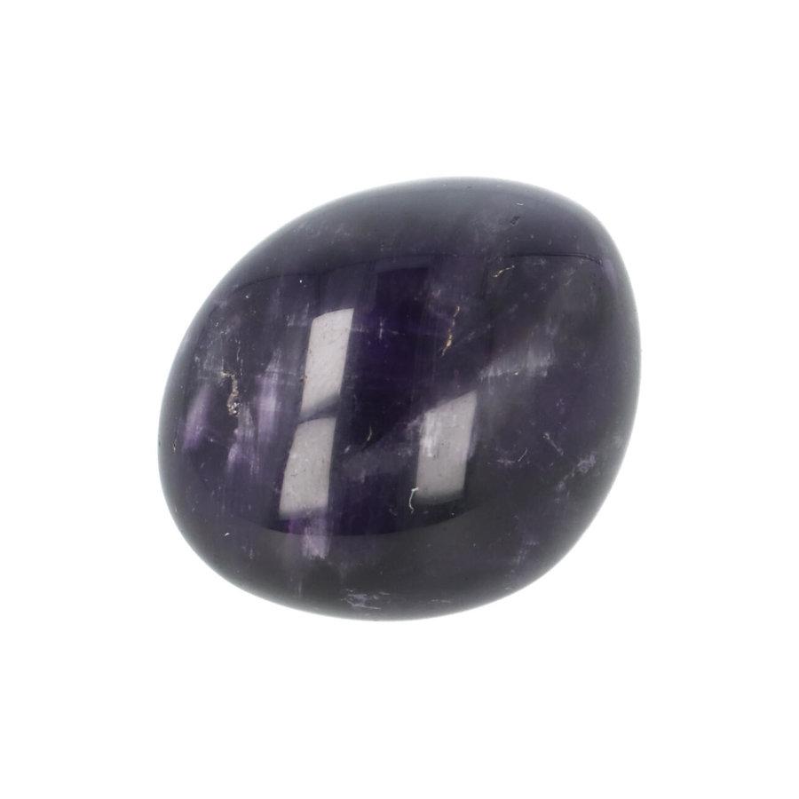 Amethist geronde handsteen Nr 36 - 33 gram-10