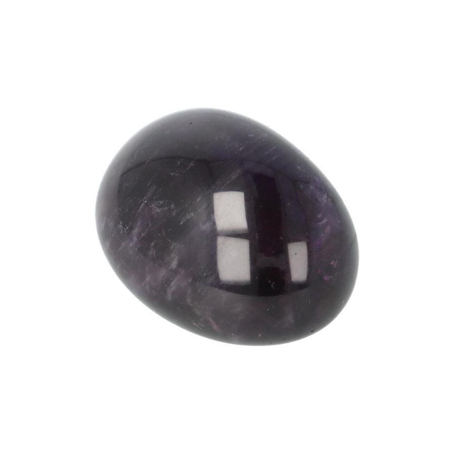 Amethist geronde handsteen Nr 37 - 33 gram-2
