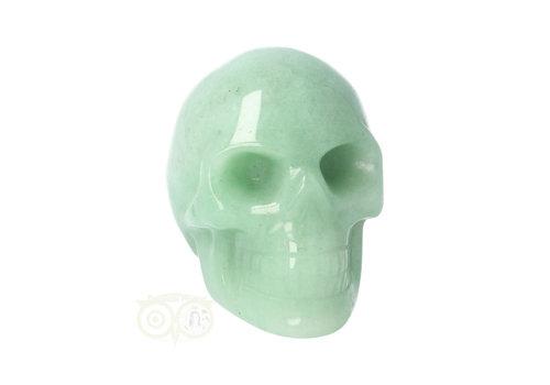 Aventurijn schedel Nr 1