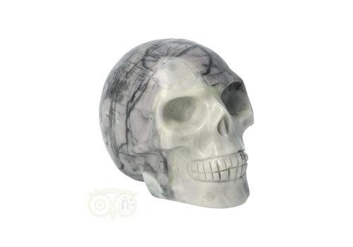 Picasso Jaspis schedel Nr 4