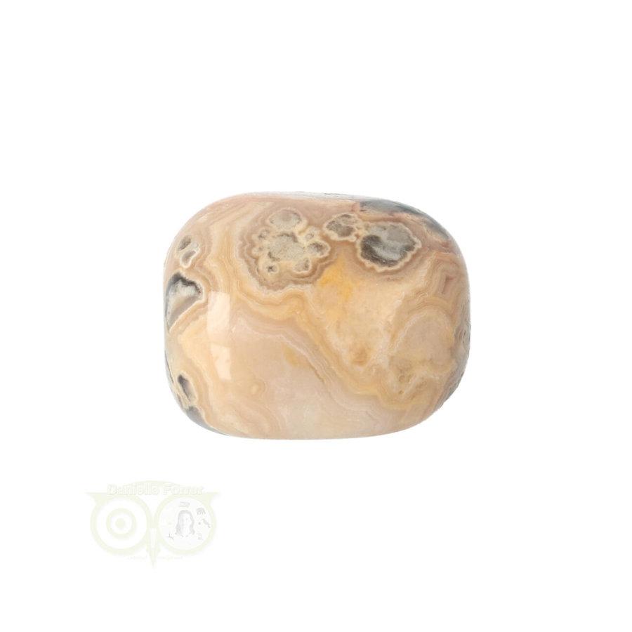 Crazy Lace Agaat trommelsteen Nr 8 -  17 gram-1