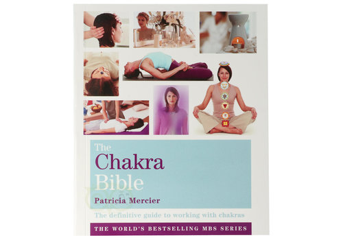 The Chakra Bible - Patricia Mercier