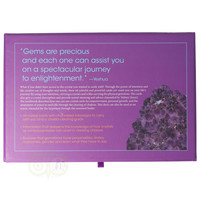 thumb-Carry me crystals: Chakra clearing & oracle card deck-5