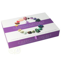 thumb-Carry me crystals: Chakra clearing & oracle card deck-2