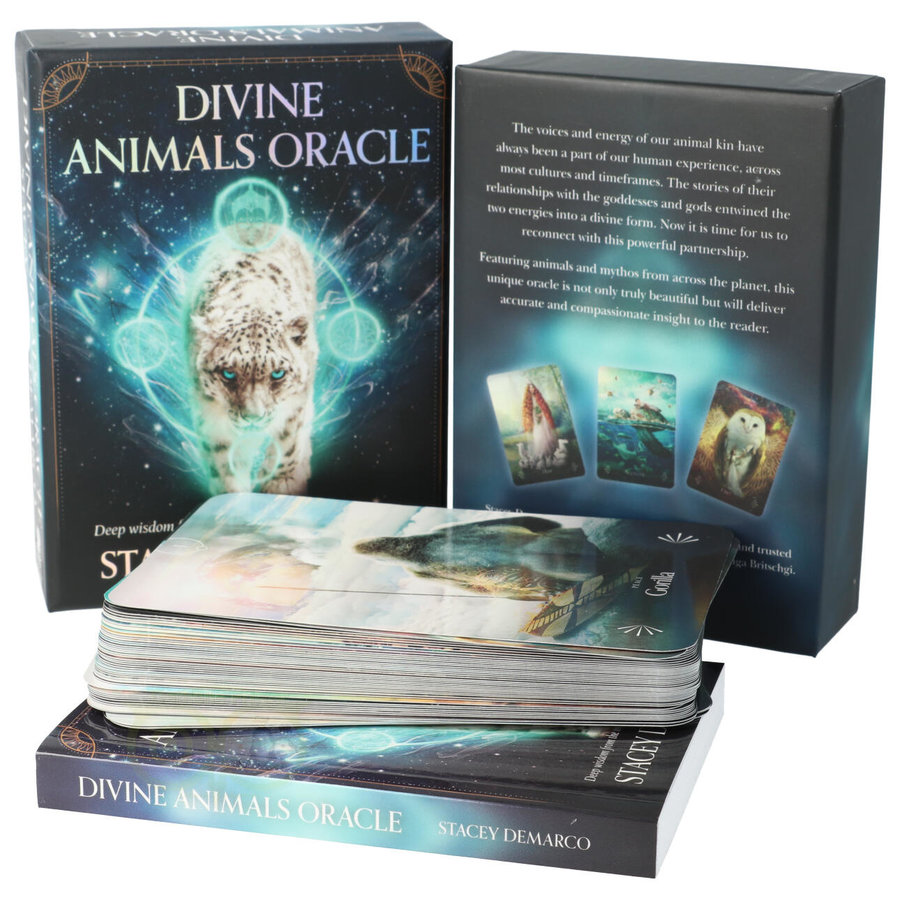 Divine Animals Oracle - Stacey Demarco-1