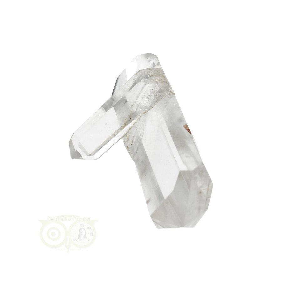Bergkristal dubbeleinder Nr 25 - 61 gram - Madagascar-6
