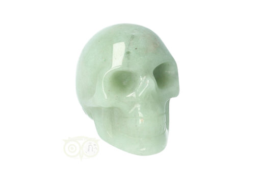 Aventurijn schedel Nr 4