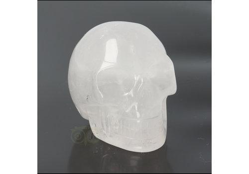 Bergkristal schedel Nr 4