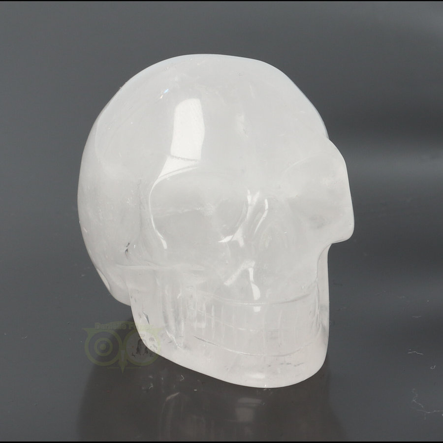Bergkristal schedel Nr 4 - 105 gram-1